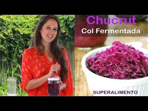 CHUCRUT | Col Fermentada | Beneficios para la salud de este Superalimento