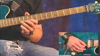 Jimi Hendrix Guitar Lick in E Minor