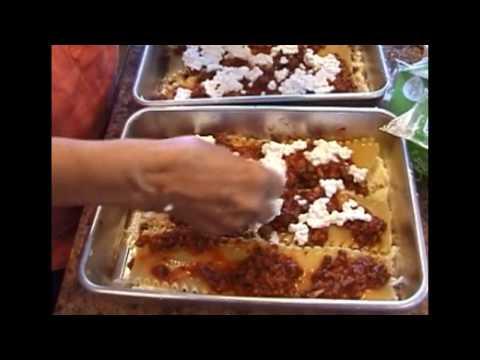 Mom's Lasagna