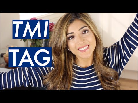Tattoos, Fears & Bad Breakups! TMI TAG! | Amelia Liana
