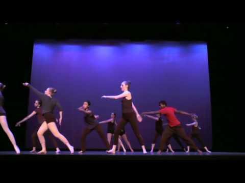 Letting Go  2014 Susan Barnes Dance Recital, Afternoon Performance