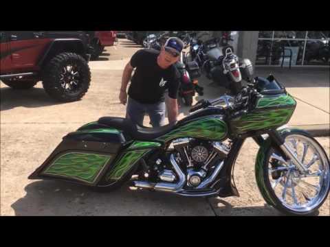 2014 Martin Brothers Custom Harley Davidson Dallas, TX