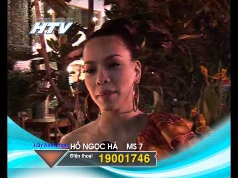 Ho Ngoc Ha Htv award 2010