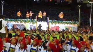 Shruthi J. - National Day Celebration, Malaysia, 2012