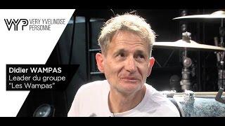 VYP – Didier Wampas, Leader du groupe «Les Wampas»