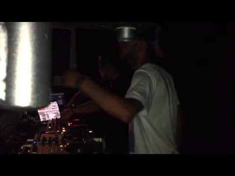 Yoni Banks & Yan Ka live mix @ Underground Connexion - Fribourg