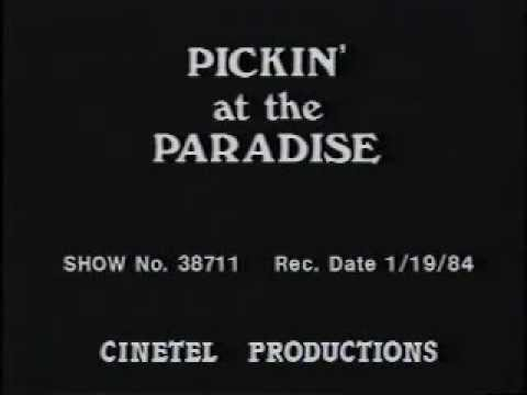 Pickin' at the Paradise theme and  credits