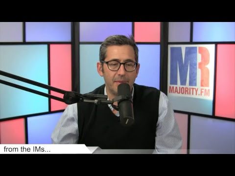 The New Deal and the Limits of American Politics w/ Jefferson Cowie - MR Live - 11/20/17