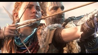 Horizon Zero Dawn Full Movie All Cutscenes