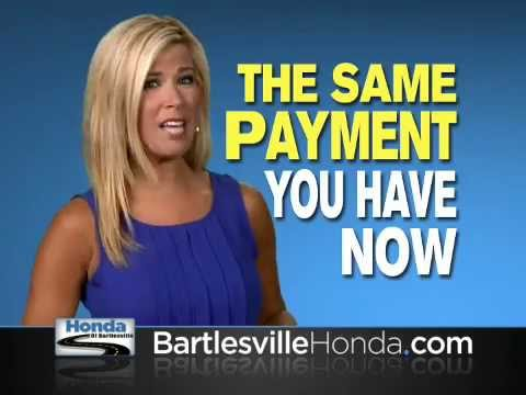 Honda Hand Off in Bartlesville