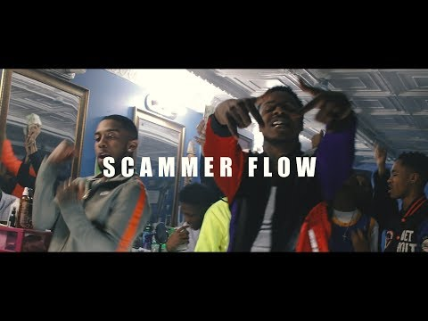 Laflare 2x ft Dini - Scammer Flow (Official Video)   Shot by @beezuszn