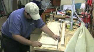439 Maple Kid's Bookcase Construction Pt 1
