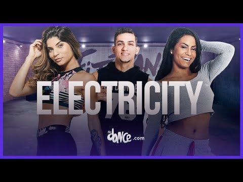 Electricity   Silk City, Dua Lipa ft Diplo, Mark Ronson  FitDance Life Coreografía Dance