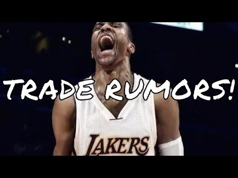 Russell Westbrook TRADE Rumors: Los Angeles Lakers, Boston Celtics, and More!