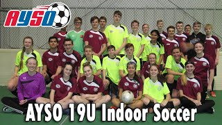 AYSO Indoor 19U - 2/14/2021 at 5:10 PM