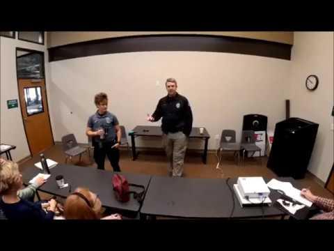 Longmont, CO - ALERT Community Meeting November 18th, 2017