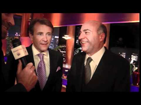 Kevin OLeary & Robert Herjavec: How Shark Tank is better than Dragons Den
