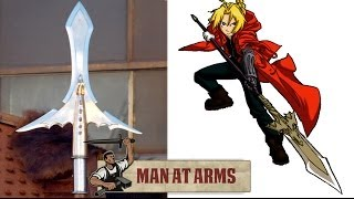 Elric's Spear (Fullmetal Alchemist: Brotherhood 鋼の錬金術師) - MAN AT ARMS thumbnail