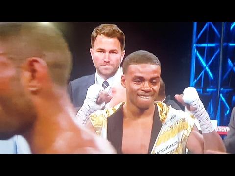 Brook Vs Spence Jr. Post Fight Live