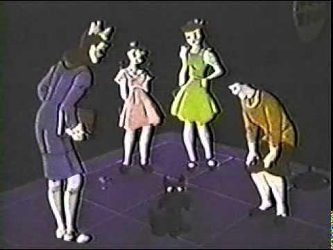 【Public Domain Movies】ウォルト・ディズニーの性教育アニメ(1946)