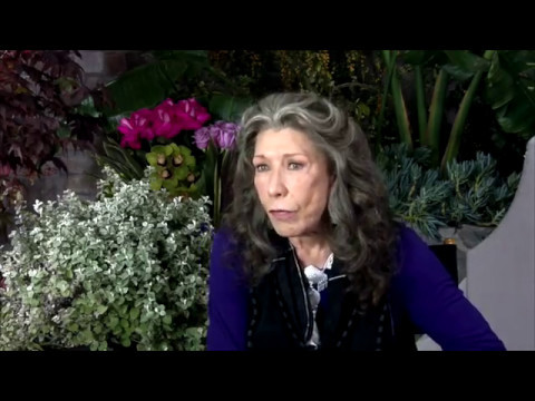 Lily Tomlin Exclusive Interview
