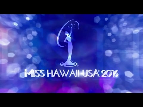 Miss Hawaii USA 2016