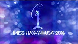 Miss Hawaii USA 2016