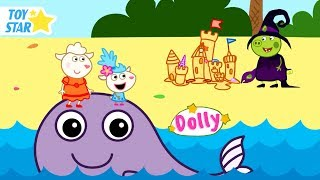 Dolly & Friends Best Cartoon for kids Full Episode Compilation #523