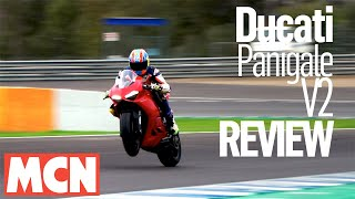 Ducati Panigale V2 review | MCN | Motorcyclenews.com