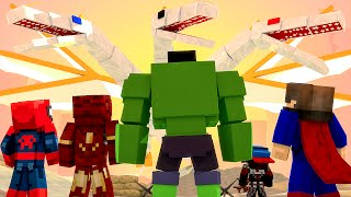 Minecraft: ORESPAWN #21 - THE KING ‹ AMENIC ›
