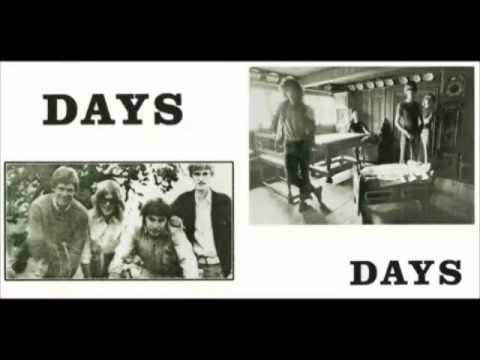 Days - Globe Without A Soul (1971)
