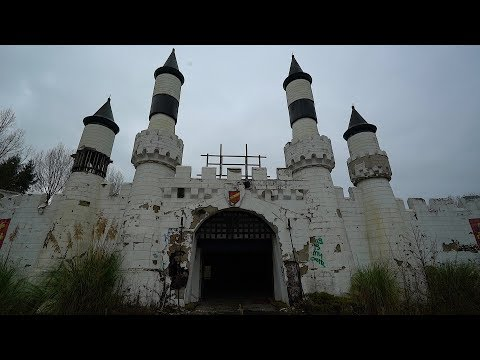 Abandoned Theme Park - Camelot (Found Castle)