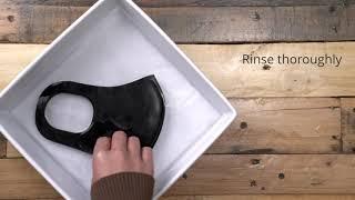 How to Wash the NANO-RPF Face …
