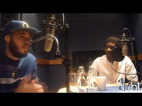 Wretch 32 Interview - Wretch cried when making 6 words,Top 3 UK rappers,& industry expectations!