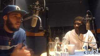 Wretch 32 Interview - Team cried when making 6 words,Top 3 UK rappers,& industry expectations!