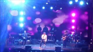 Gino Vannelli Live @ Porta di Roma del 03-07-2016