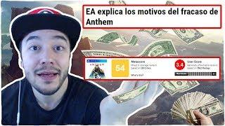 EA explica el motivo del FRACASO de ANTHEM