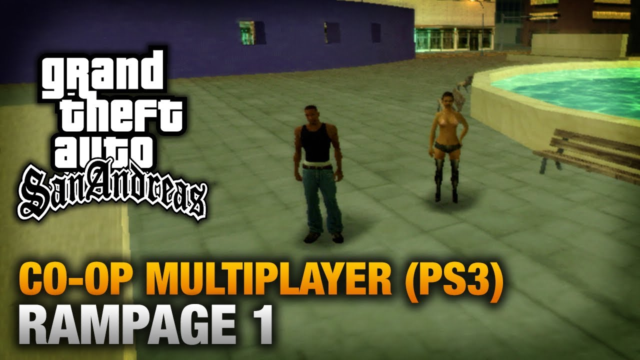 cara gta 5 ps3 multiplayer
