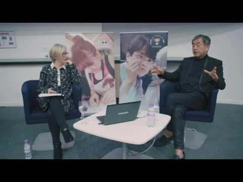 Kengo Kuma in conversation