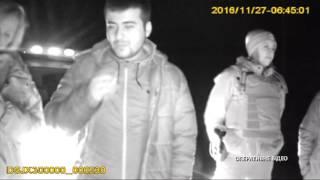 Голий водій влаштував перегони з поліцією(Це відео - з боді-камер патрульних поліцейських. Майже годину вони ганялися за водієм, який, начебто сів..., 2016-11-29T12:46:52.000Z)