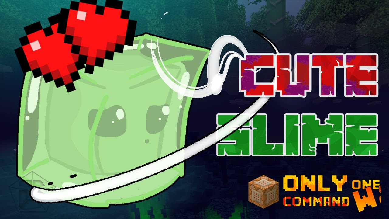 how to get a slime ball in minecraft command