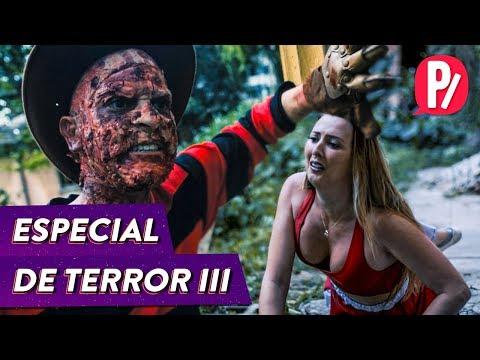 ESPECIAL DE TERROR III | PARAFERNALHA