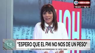 La crisis económica en argentina - Convertibilidad o Dolarizacion?
