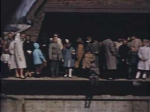 Grand Trunk - last steam powered passenger run, March 27, 1960