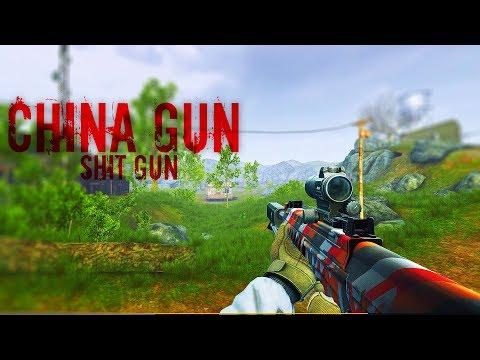 Contract Wars : QBU , China Gun Custom Highlights