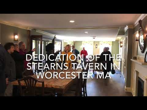 Stearns Tavern Worcester