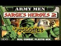 Army Men Sarge's Heroes 2 - Prologue