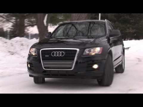2011 Audi Q5 2.0T quattro - Drive Time Review