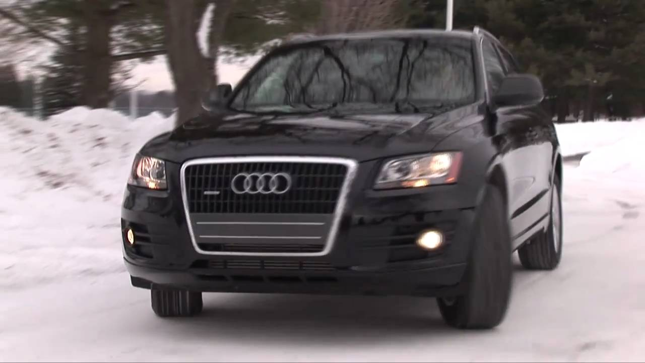2011 audi q5 2 0t quattro drive time review. Black Bedroom Furniture Sets. Home Design Ideas