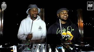 Amapiano Live Balcony Mix Africa B2B Semi Tee Live | S2 | EP 11
